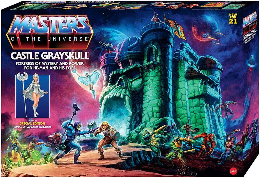 Photo du produit Castle Grayskull Masters of the Universe Origins