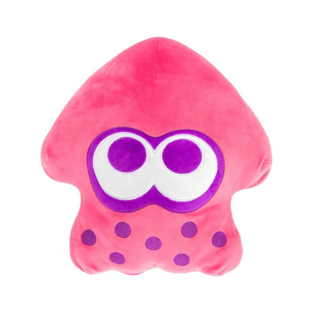 Photo du produit Splatoon peluche Mocchi-Mocchi Mega Pink Neon Squid 32 cm