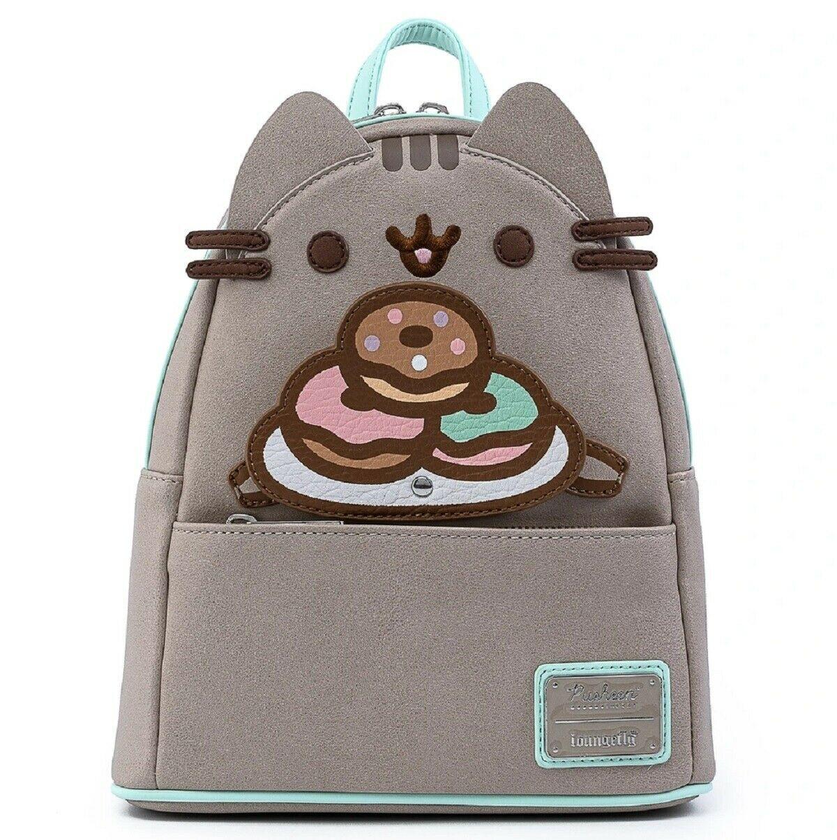Photo du produit Pusheen Loungefly Mini Sac A Dos Donuts Cosplay