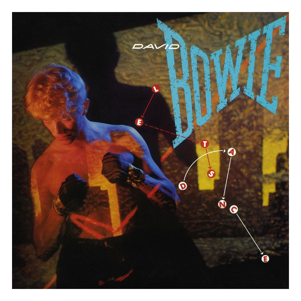 Photo du produit DAVID BOWIE ROCK SAWS PUZZLE LET´S DANCE (500 PIÈCES)