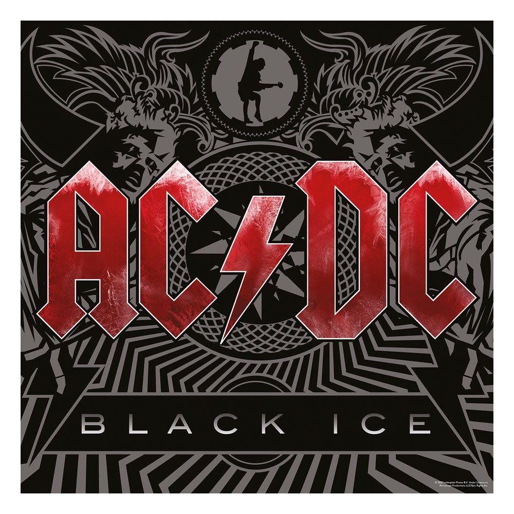 Photo du produit AC/DC ROCK SAWS PUZZLE BLACK ICE (500 PIÈCES)