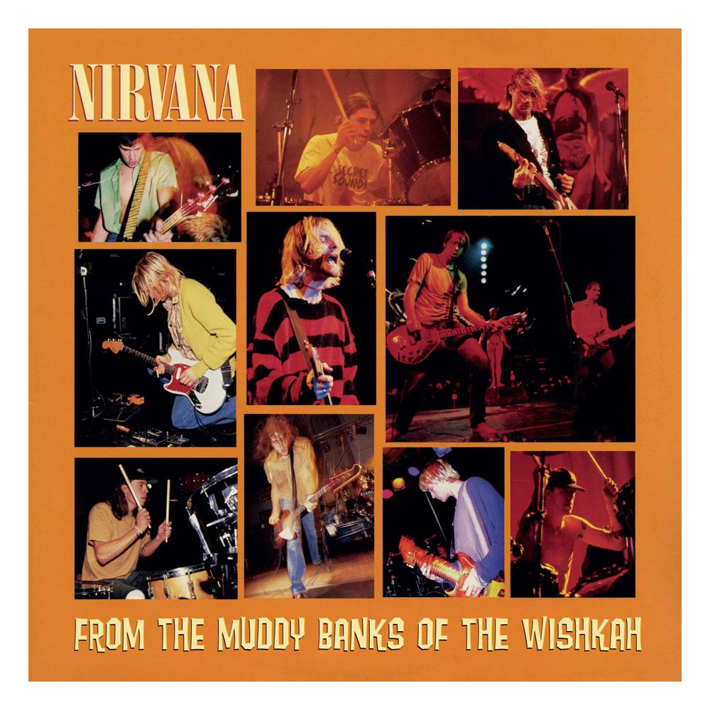 Photo du produit NIRVANA ROCK SAWS PUZZLE FROM THE MUDDY BANKS OF THE WISHKAH (500 PIÈCES)