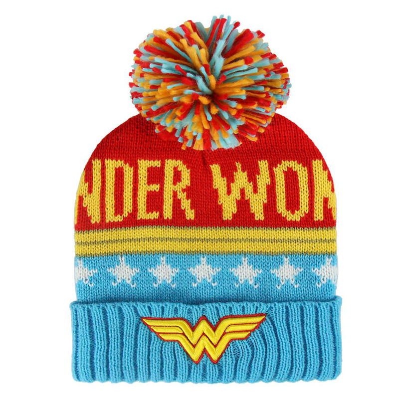 Photo du produit BONNET DC WONDER WOMAN PREMIUM