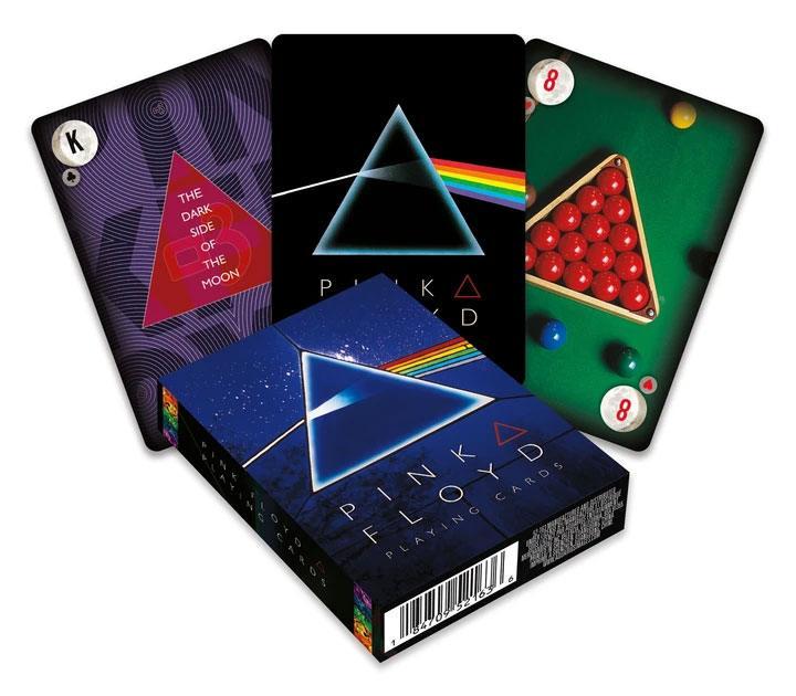 Photo du produit Pink Floyd jeu de cartes à jouer Dark Side Of The Moon
