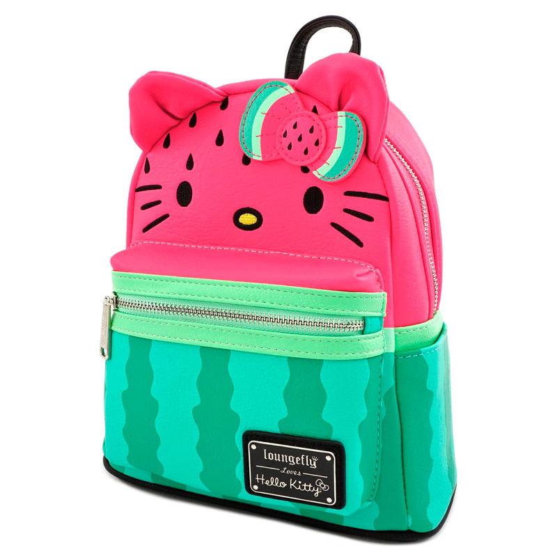 Photo du produit Sac à dos Hello Kitty Water Melon Loungefly