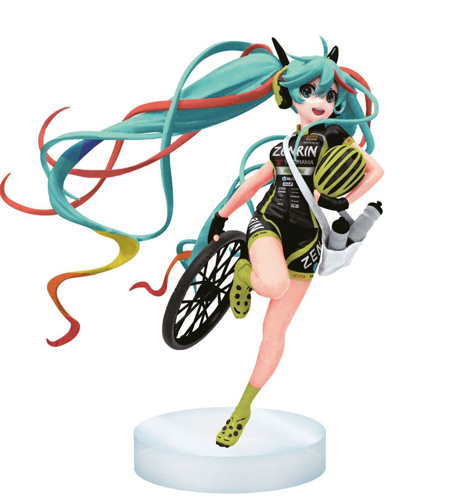 Photo du produit RACING MIKU FIGURINE HATSUNE MIKU 2016 RACING TEAM UKYO