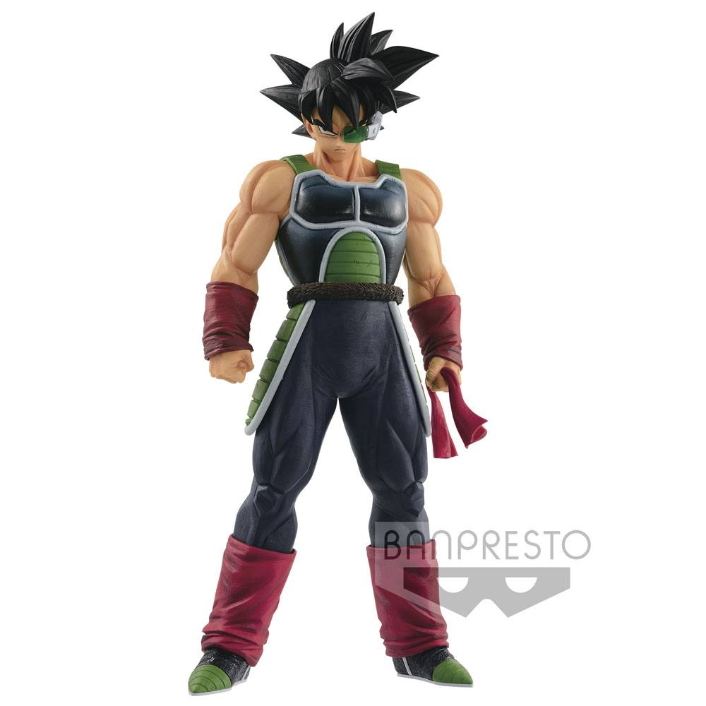 Photo du produit FIGURINE DRAGONBALL Z GRANDISTA RESOLUTION OF SOLDIERS BARDUCK