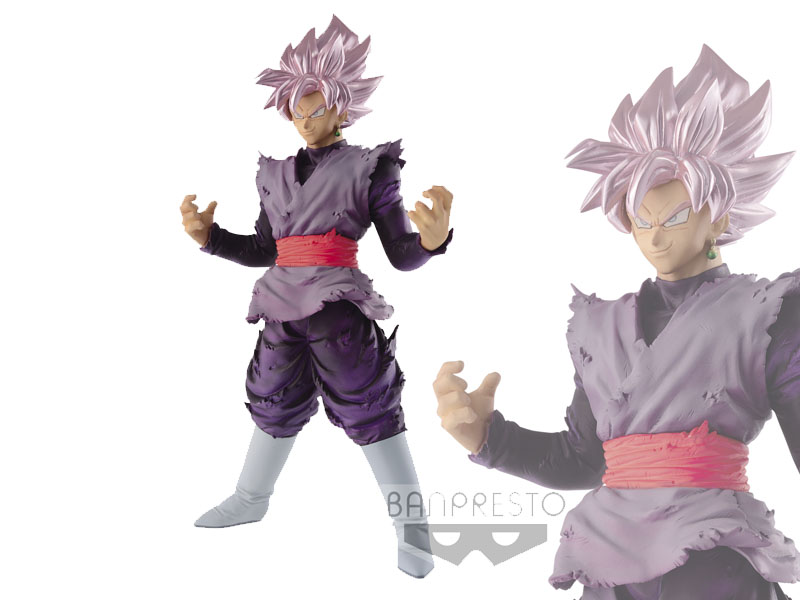 Photo du produit FIGURINE DBZ BLOOD OF SAIYANS SUPER SAIYAN GOKU ROSE