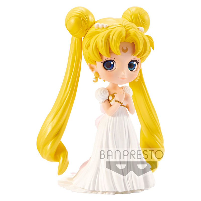 Photo du produit SAILOR MOON FIGURINE Q POSKET PRINCESS SERENITY 14 CM