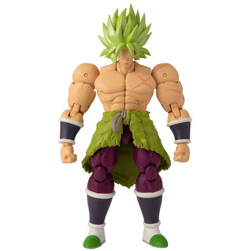 Photo du produit FIGURINE BANDAI DELUXE SUPER SAIYAN BROLY DRAGON BALL SUPER