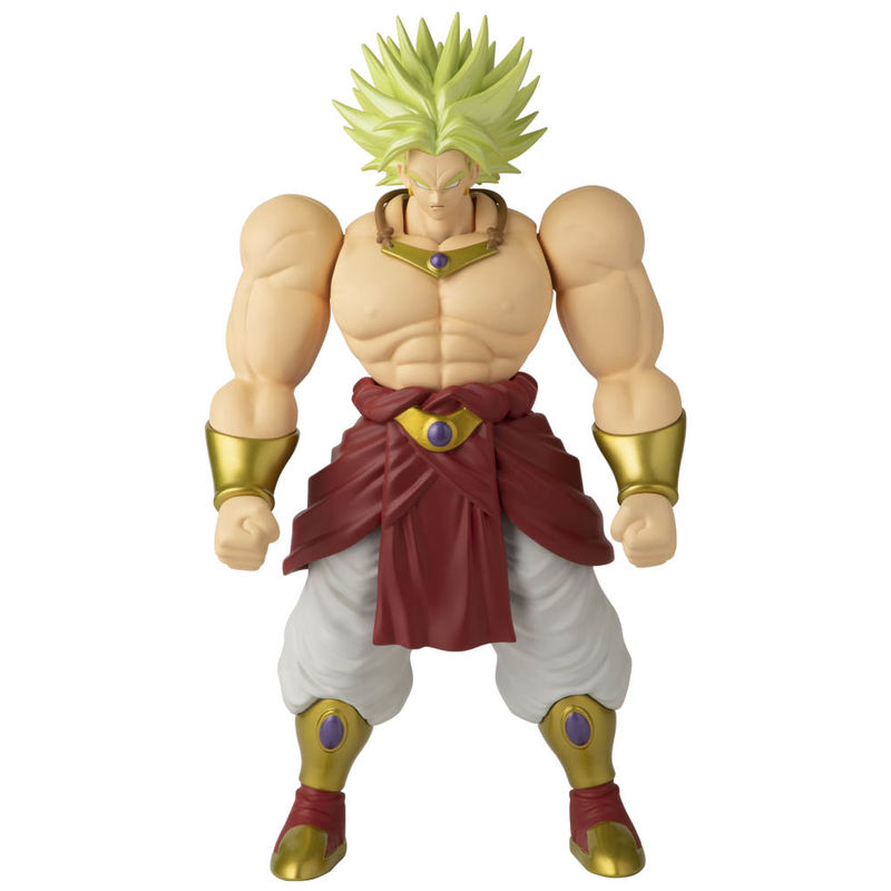 Photo du produit BANDAI FIGURINE BROLY DRAGON BALL SUPER