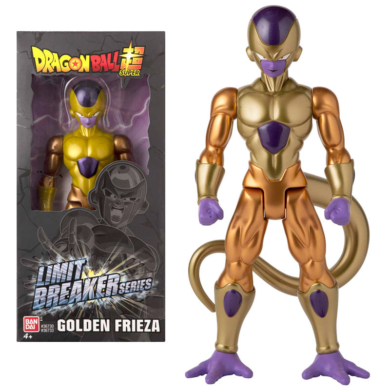 Photo du produit FIGURINE BANDAI GOLDEN FREEZER DRAGON BALL SUPER