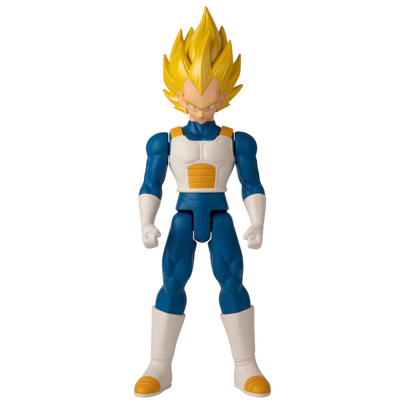 Photo du produit BANDAI FIGURINE SUPER SAIYAN VEGETA LIMIT BREAKER SERIES DRAGON BALL SUPER