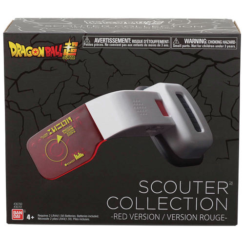 Photo du produit REPLIQUE SCOUTER DRAGON BALL Z