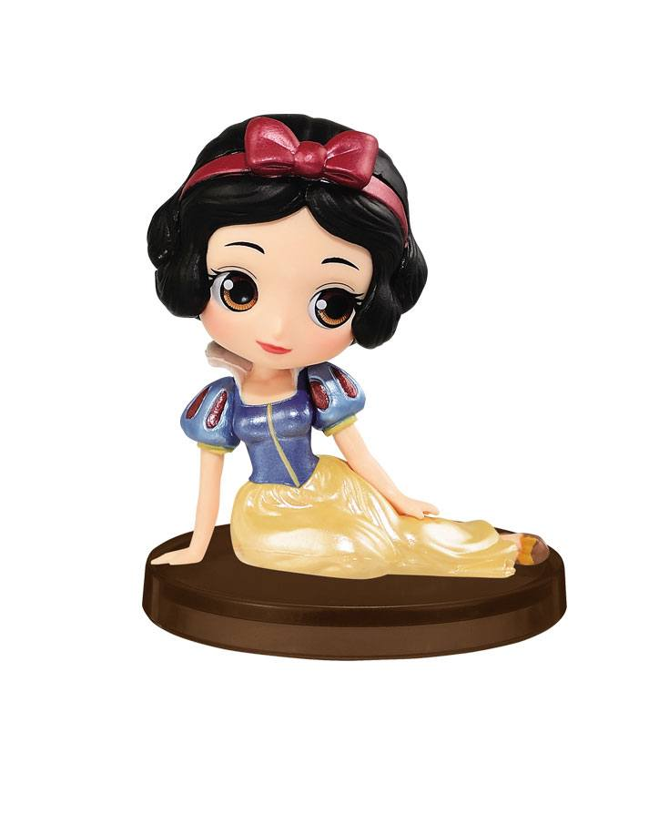 Photo du produit FIGURINE BANPRESTO BLANCHE NEIGE DISNEY Q POSKET 7CM