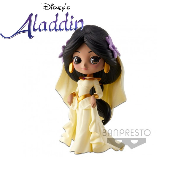 Photo du produit DISNEY FIGURINE Q POSKET JASMINE DREAMY STYLE A NORMAL COLOR VERSION