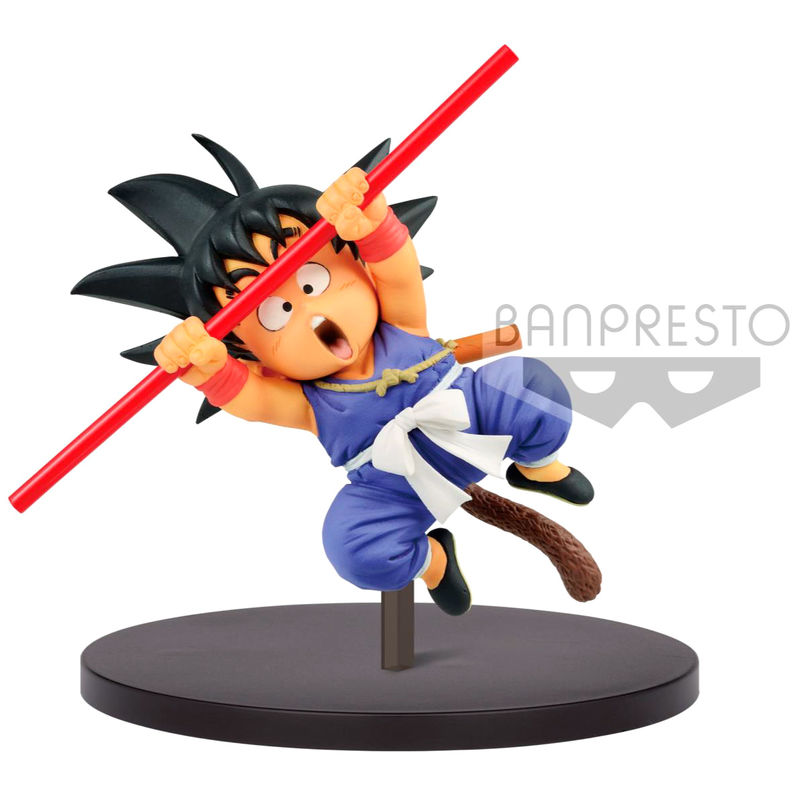 Photo du produit DRAGONBALL SUPER STATUETTE PVC SON GOKU FES KID SON GOKU