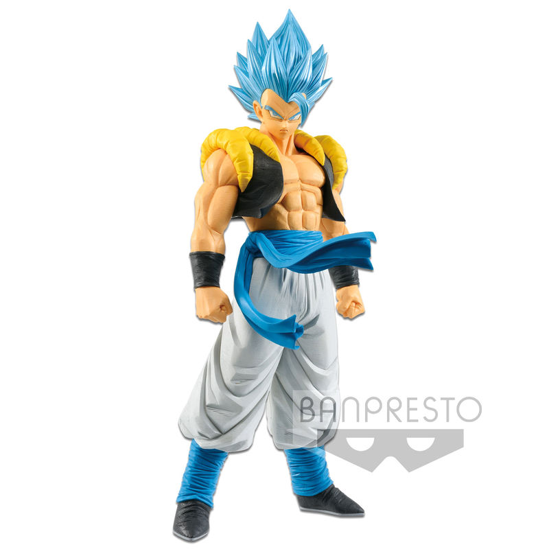 Photo du produit DRAGONBALL SUPER BROLY STATUETTE PVC GRANDISTA RESOLUTION OF SOLDIERS MOVIE CHARACTER