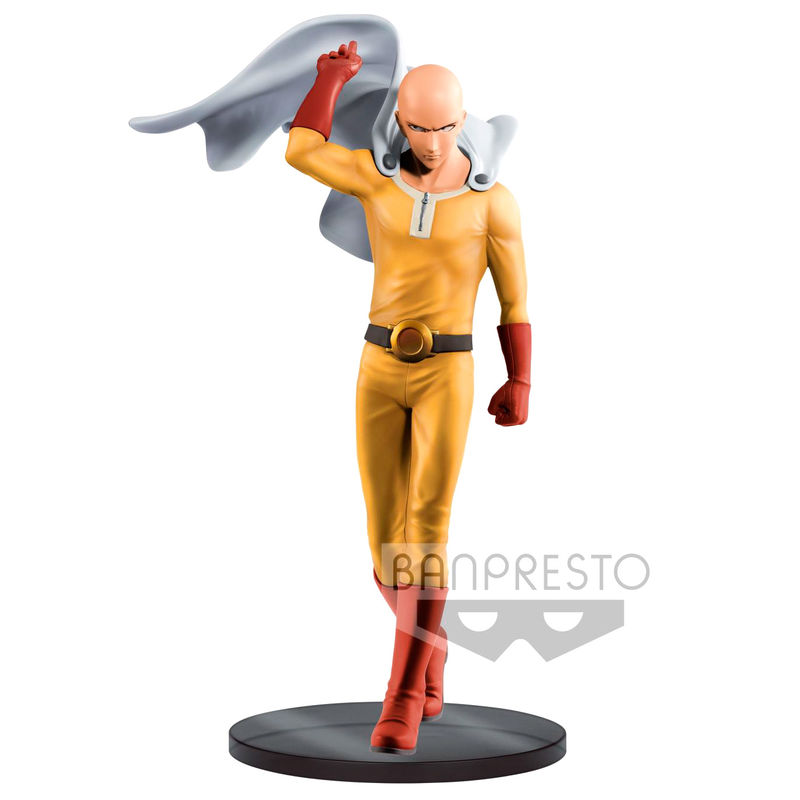 Photo du produit ONE PUNCH MAN STATUETTE PVC DXF SAITAMA