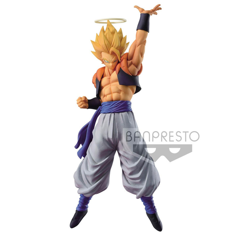 Photo du produit DRAGON BALL LEGENDS STATUETTE PVC LEGENDS COLLAB SUPER SAIYAN GOGETA 23 CM