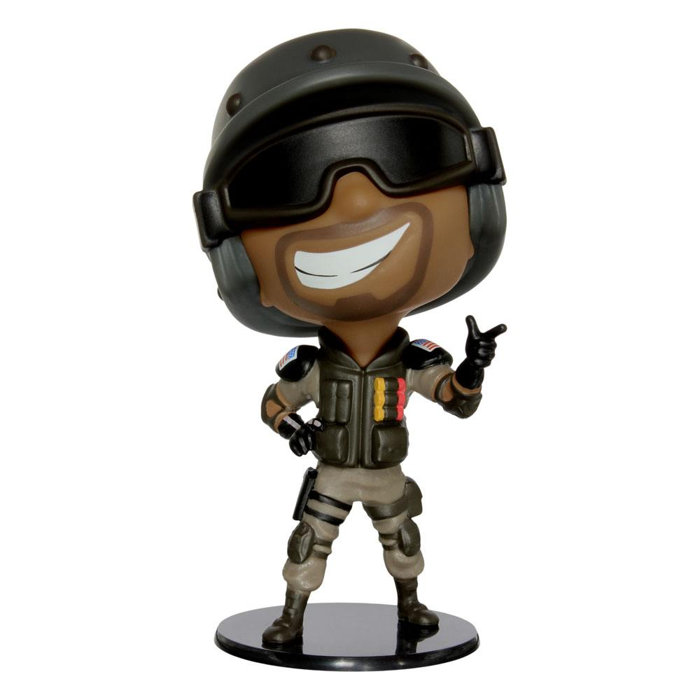 Photo du produit RAINBOW SIX SIEGE 6 COLLECTION FIGURINE CHIBI SÉRIE 5 CASTLE 10 CM