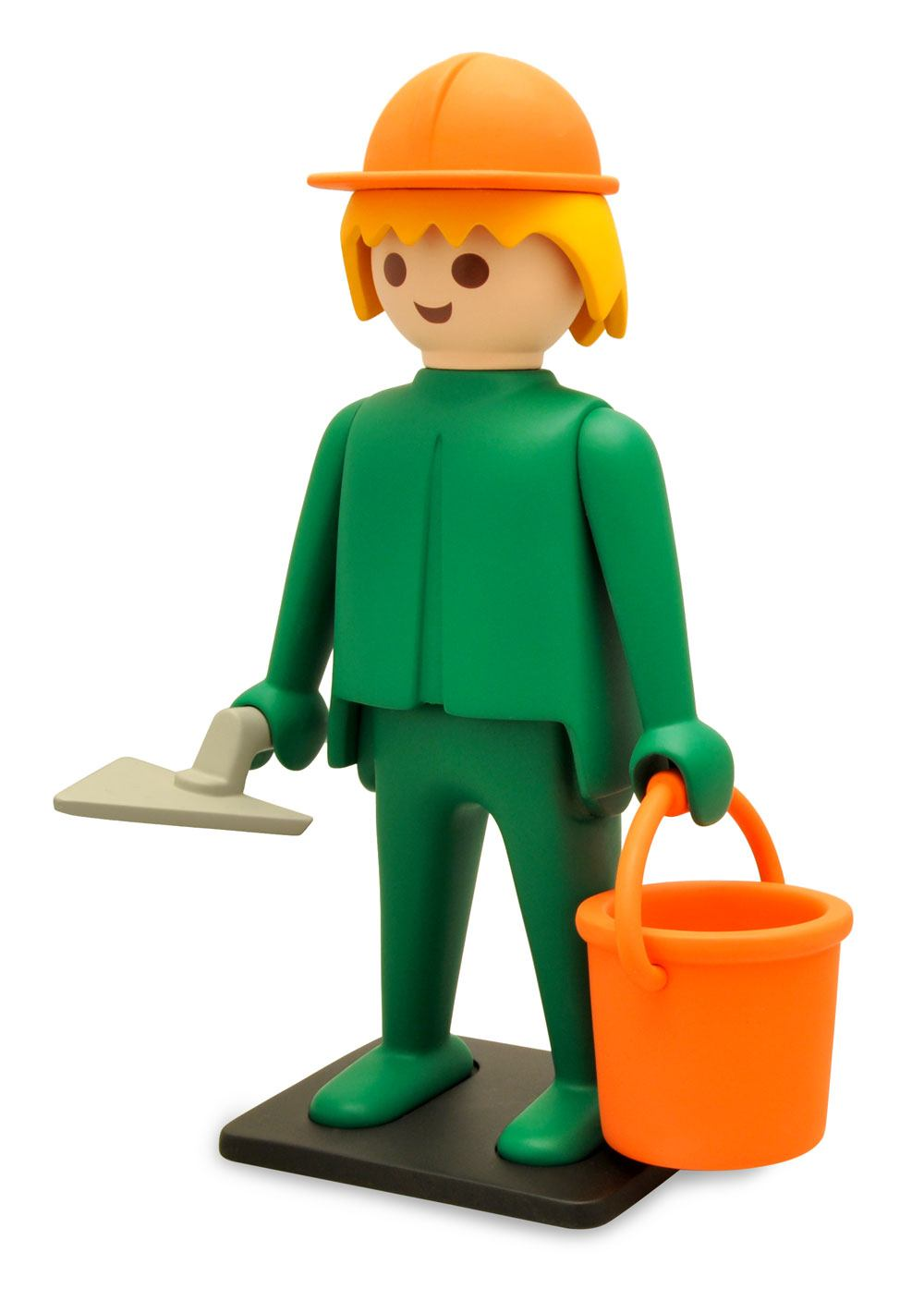 Photo du produit PLAYMOBIL FIGURINE VINTAGE COLLECTION OUVRIER MAÇON