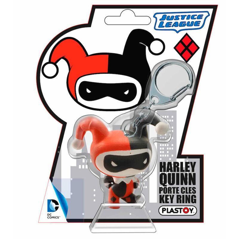 Photo du produit Justice League mini porte-clés Harley Quinn
