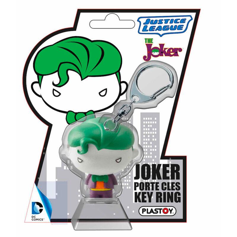 Photo du produit Justice League mini porte-clés The Joker 5 cm
