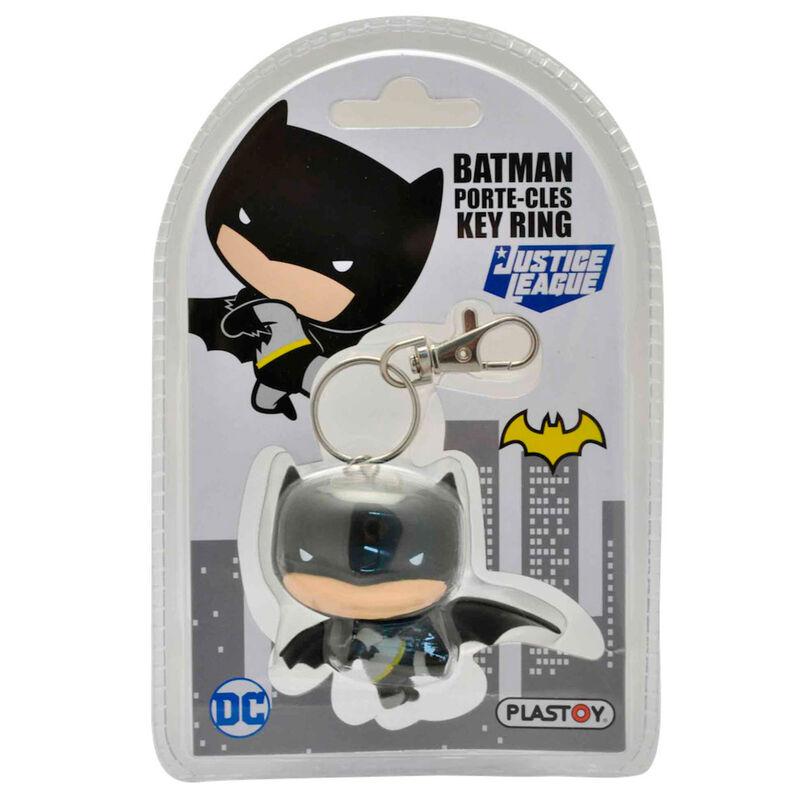 Photo du produit Justice League mini porte-clés Batman 5 cm
