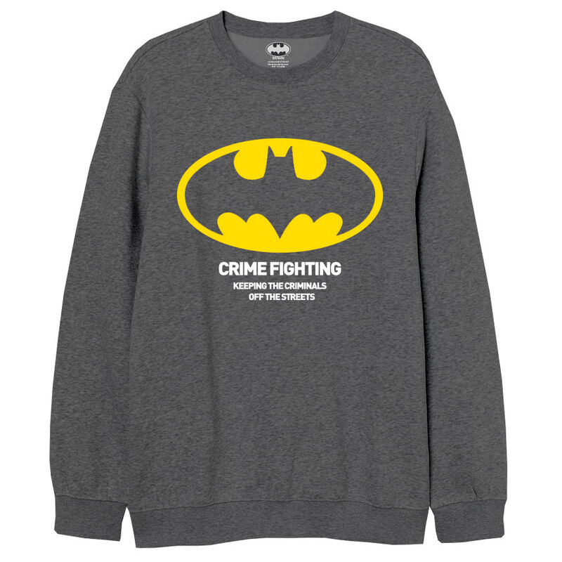 Photo du produit SWEAT DC COMICS BATMAN ADULTE