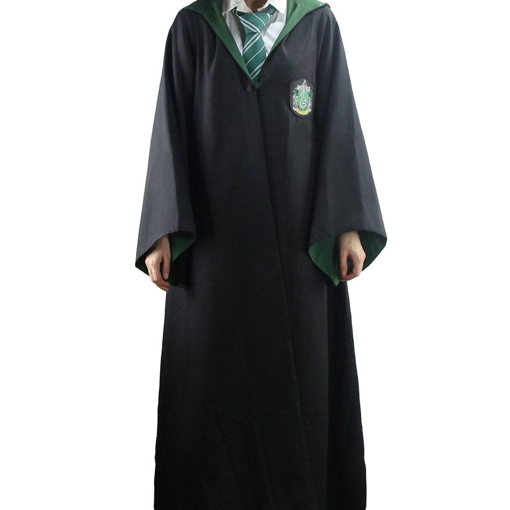 Photo du produit HARRY POTTER ROBE DE SORCIER SLYTHERIN