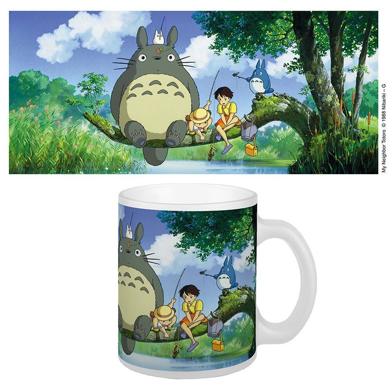 Photo du produit STUDIO GHIBLI MUG TOTORO FISHING