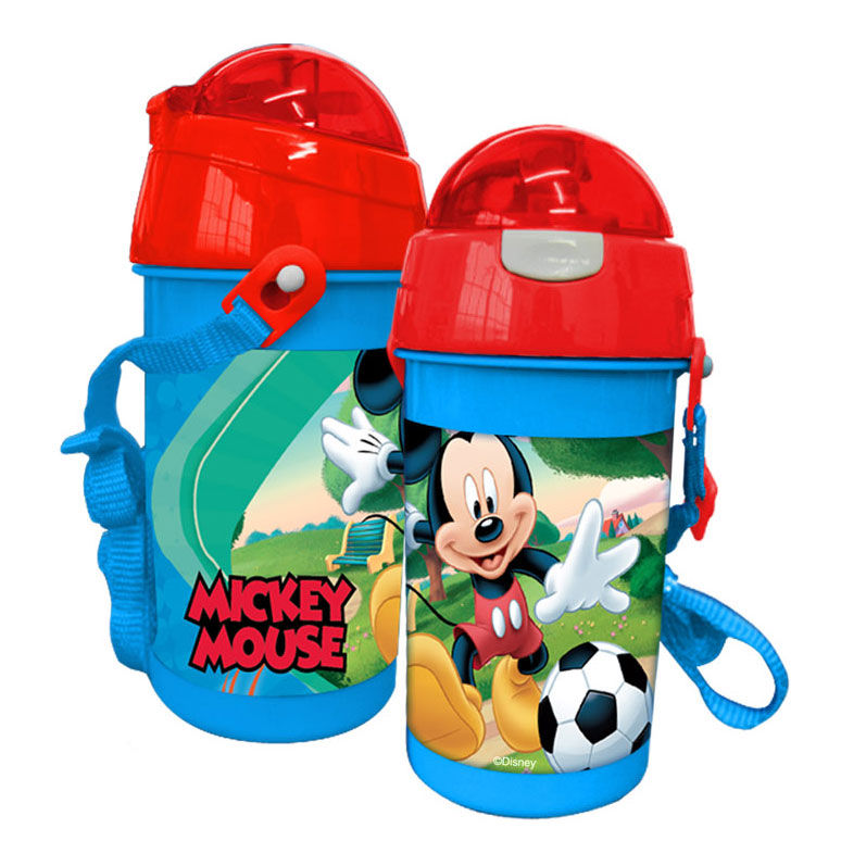 Photo du produit Gourde Disney Mickey avec cordon