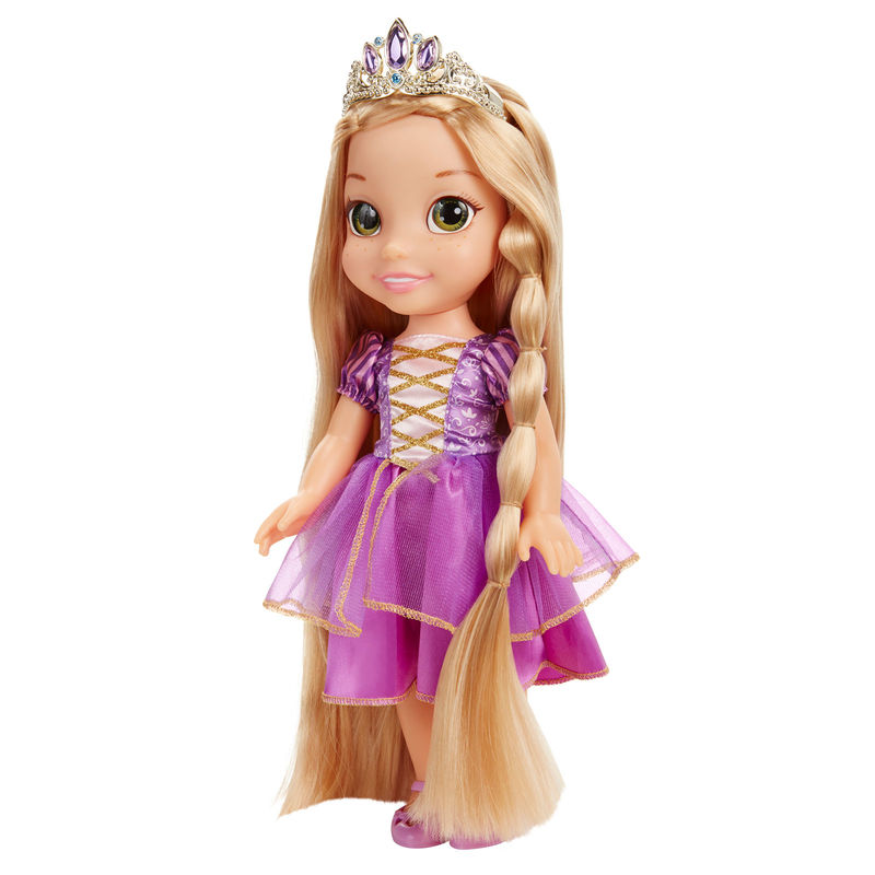 Photo du produit POUPEE DISNEY RAIPONCE 35 CM