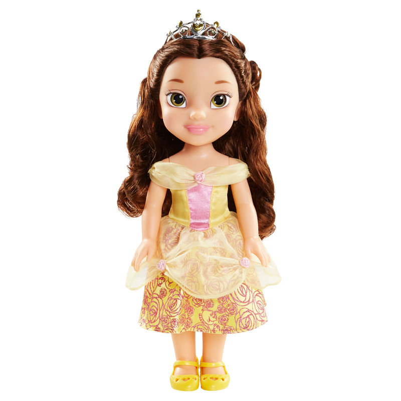 Photo du produit POUPEE DISNEY LA BELLE ET LA BÊTE BELLE 35 CM