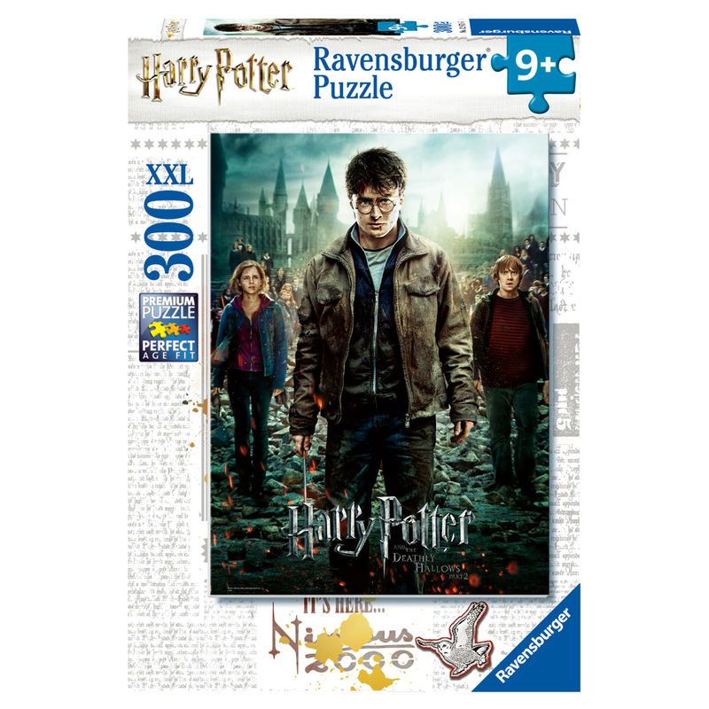 Photo du produit PUZZLE HARRY POTTER XXL 300 PIECES