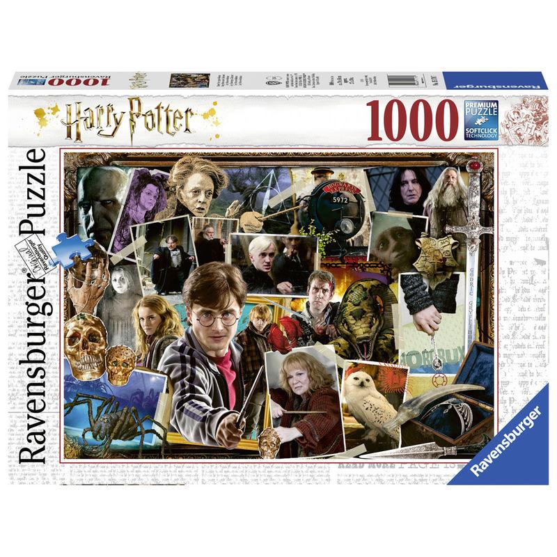 Photo du produit HARRY POTTER PUZZLE HARRY POTTER VS. VOLDEMORT (1000 PIÈCES)