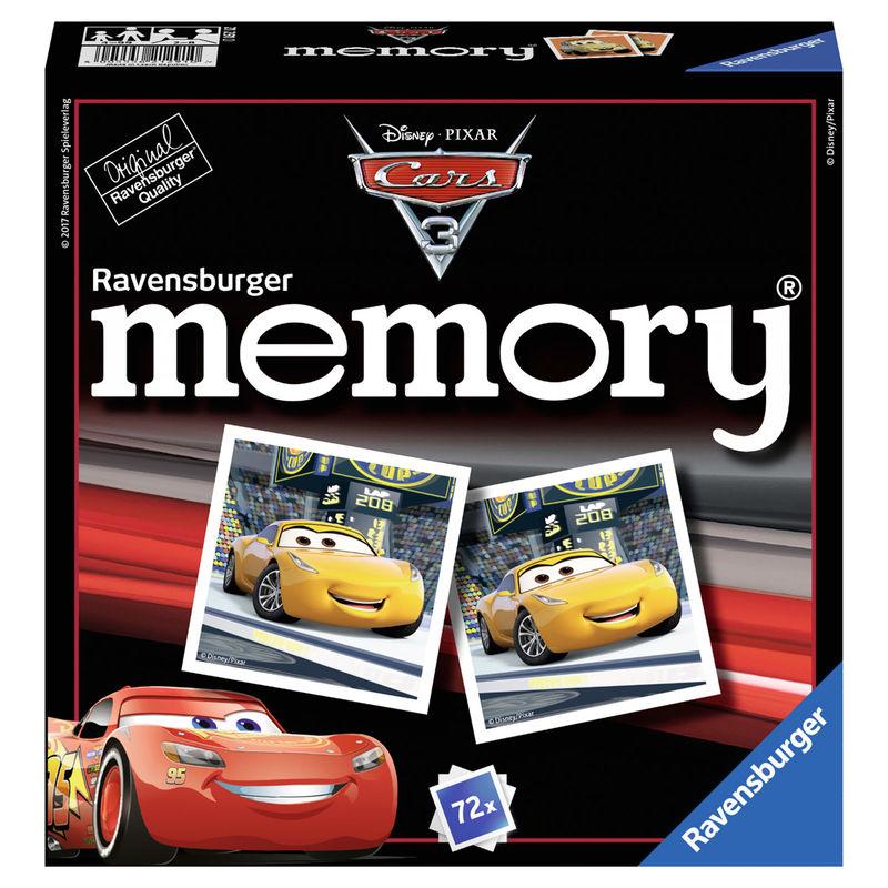 Photo du produit JEU MEMORY DISNEY CARS