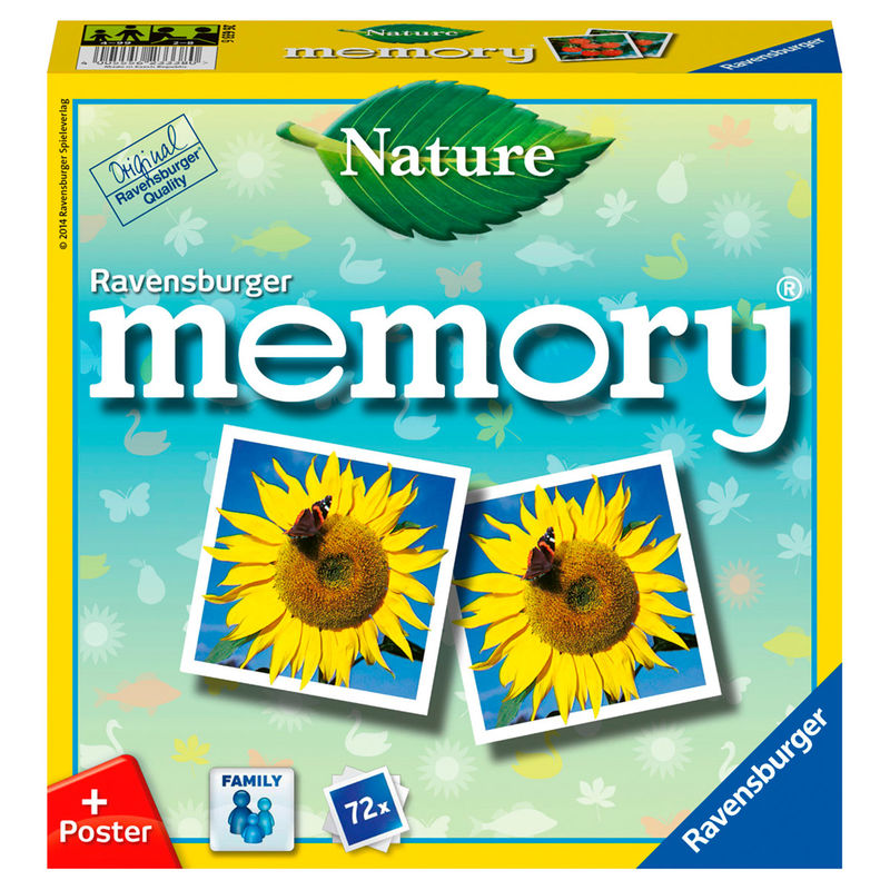 Photo du produit JEU MEMORY NATURE