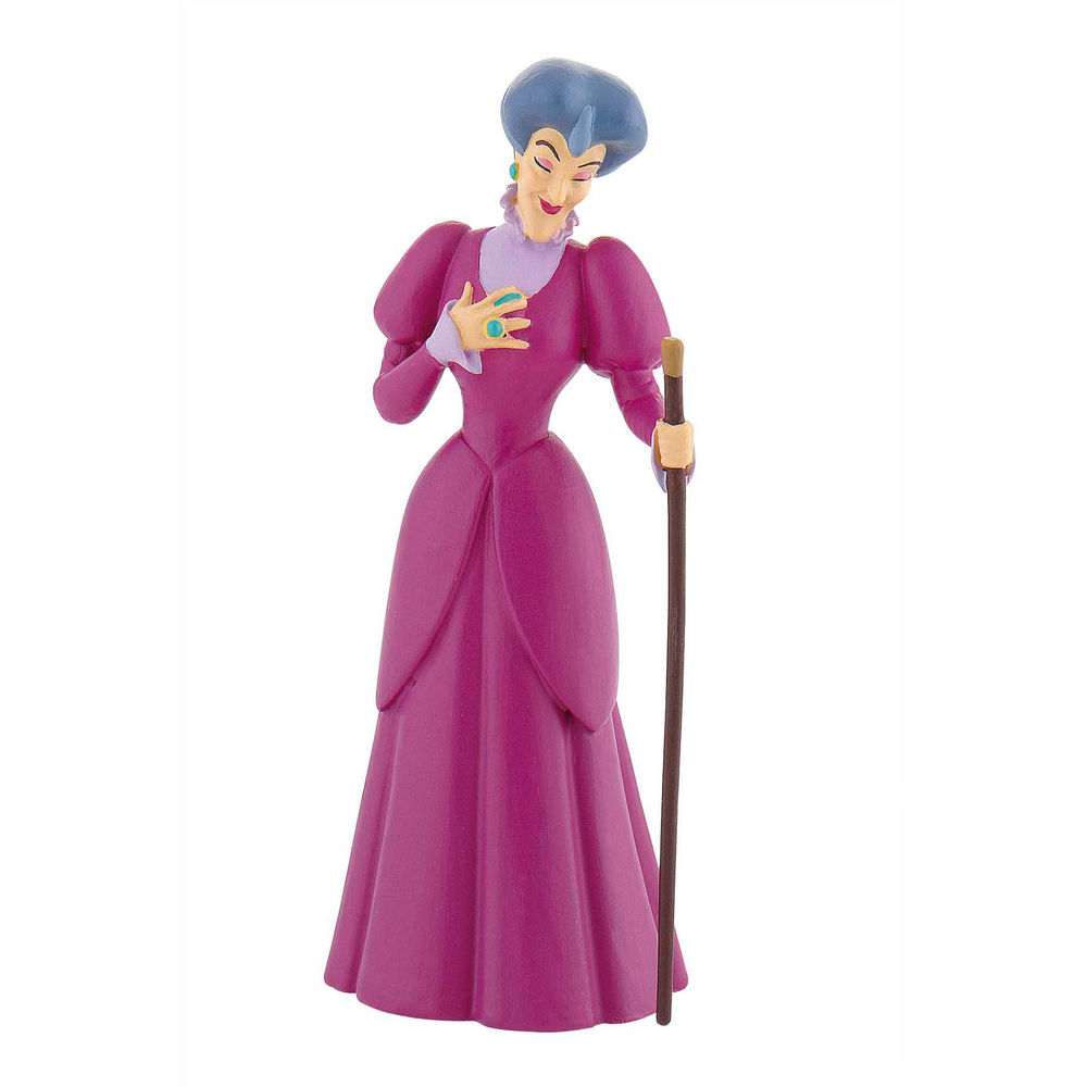 Photo du produit BULLYLAND FIGURINE CENDRILLON MECHANTE BELLE-MERE