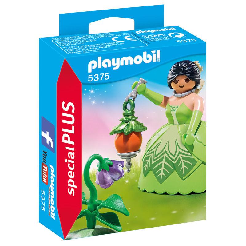 Photo du produit PLAYMOBIL 5375 PRINCESSE DES FLEURS