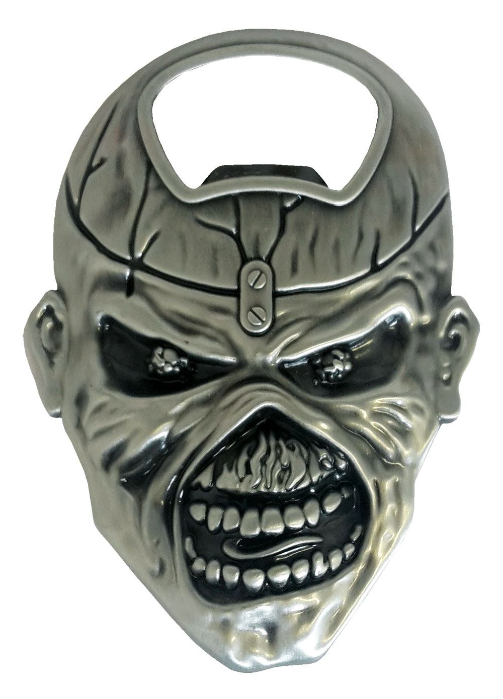 Photo du produit DECAPSULEUR IRON MAIDEN EDDIE 8 CM