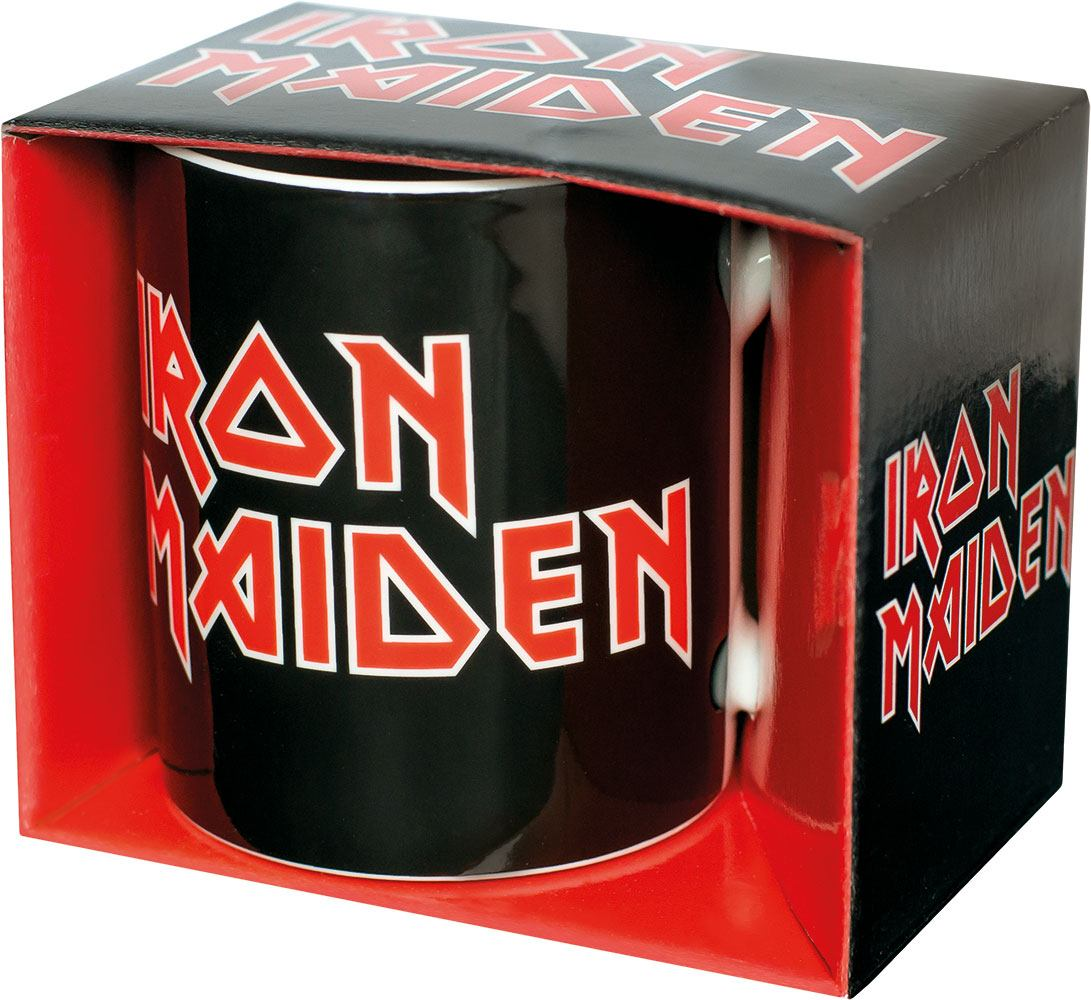 Photo du produit IRON MAIDEN MUG LOGO