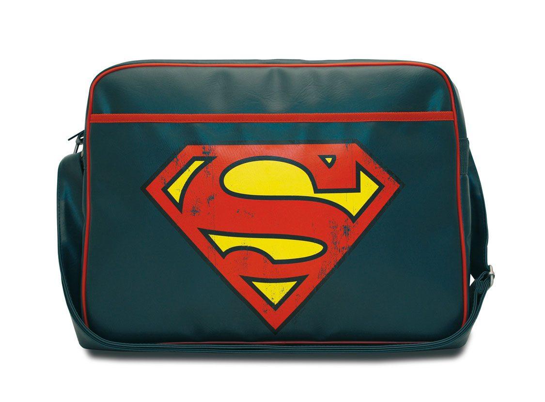 Photo du produit DC COMICS SAC À BANDOULIÈRE SUPERMAN LOGO