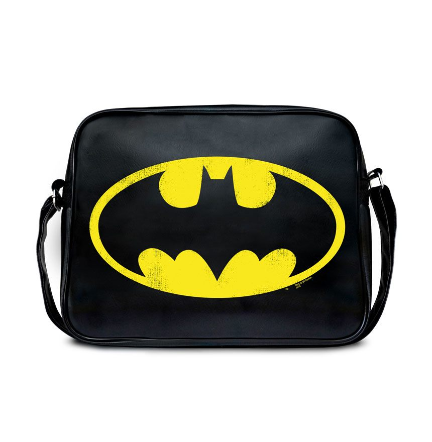 Photo du produit DC COMICS SAC À BANDOULIÈRE BATMAN LOGO