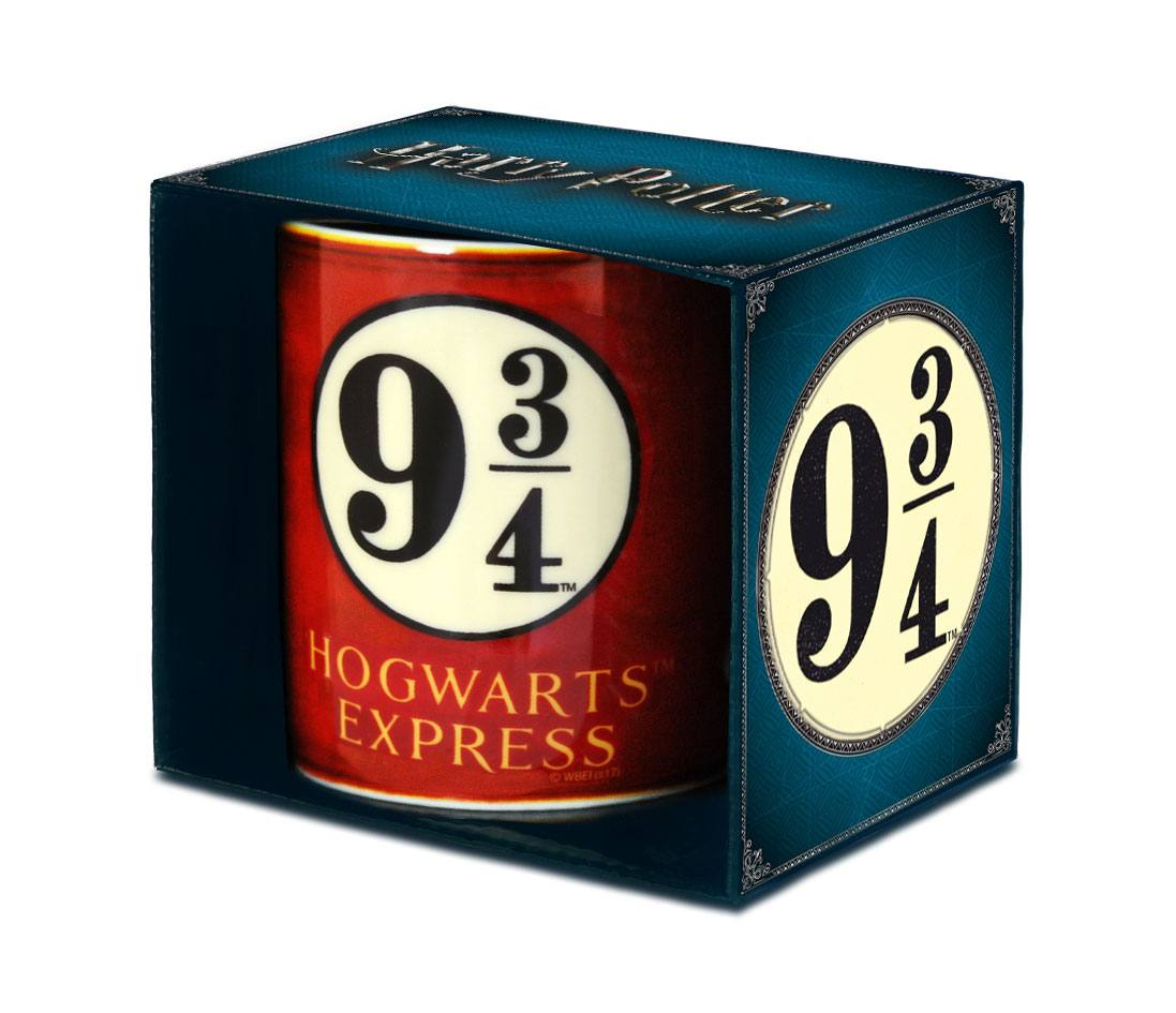 Photo du produit HARRY POTTER MUG PLATFORM 9 3/4
