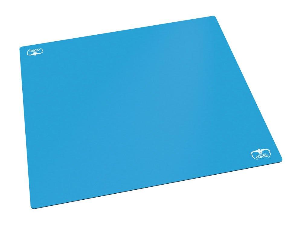 Photo du produit Ultimate Guard tapis de jeu 60 Monochrome Bleu Clair 61 x 61 cm