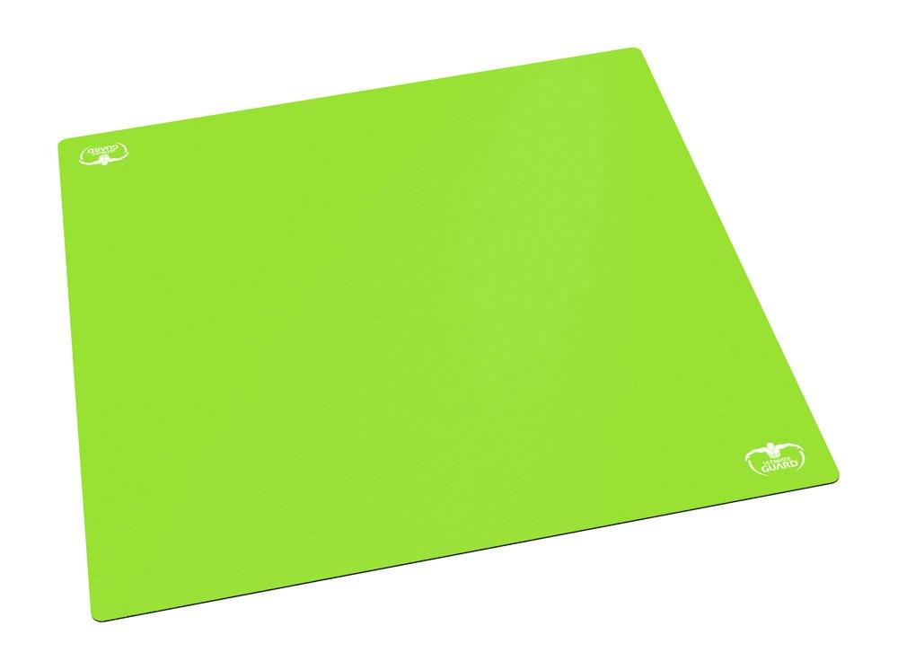 Photo du produit Ultimate Guard tapis de jeu 60 Monochrome Vert 61 x 61 cm