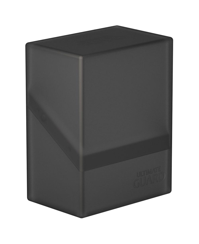 Photo du produit Ultimate Guard Boulder Deck Case 60+ taille standard Onyx