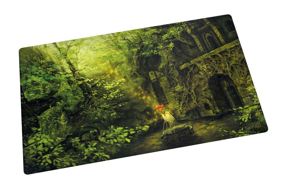 Photo du produit Ultimate Guard tapis de jeu Lands Edition II Forêt 61 x 35 cm